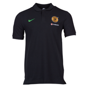 KAIZER CHIEFS MEN'S BLACK POLO 2020/21 CI8670-013
