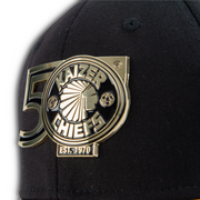 KAIZER CHIEFS 39THIRTY 50TH METALLIC BADGE CAP