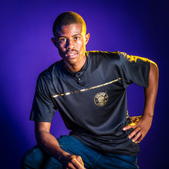 KAIZER CHIEFS 50TH POLO SHIRT UNISEX