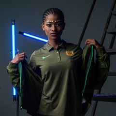 KAIZER CHIEFS LADIES OLIVE POLO 2020/21