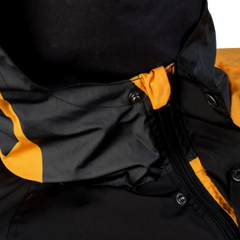 BUTANxKCFC -The Butan x Kaizer Chiefs nylon Windbreaker.