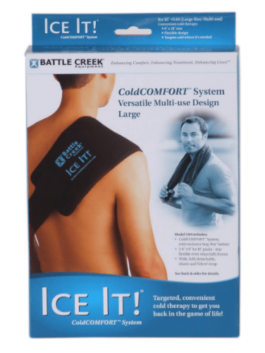 Battle Creek Cold Therapy Ice It! ColdCOMFORT System Large (Model 540)