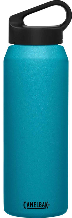 Camelbak Water Bottles Larkspur Camelbak Carry Cap 32 oz Bottle, Insulated Stainless Steel