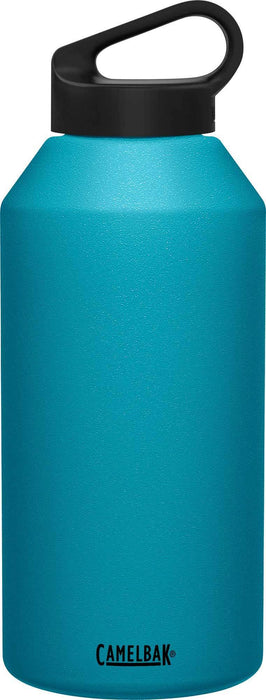 Camelbak Water Bottles Larkspur Camelbak Carry Cap 64 oz Bottle, Insulated Stainless Steel