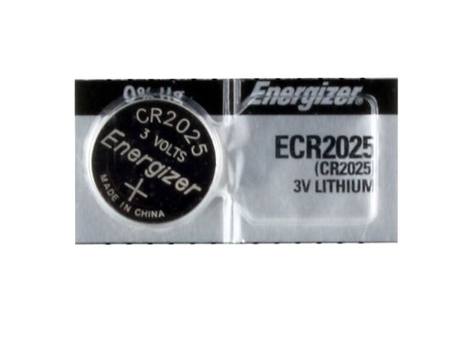 Energizer Batteries Energizer CR2025 Battery for Polar H7 I Wearlink Models