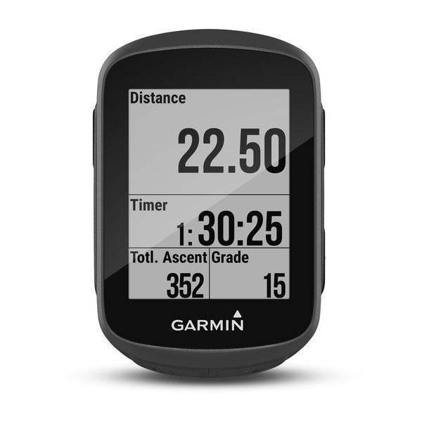 Garmin Cycling Computers Device Only Garmin Edge 130 GPS Cycling Computer | Certified Refurbished