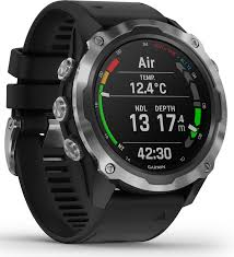 Garmin Multi-Sport Watch Descent Mk2 Garmin Descent Mk2 Dive Watch