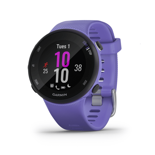 Garmin Running Watches Iris / Small Garmin Forerunner 45 GPS Watch Refurbished | 1 Year Warranty