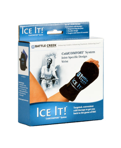 Ice It Cold Therapy Ice It! Cold COMFORT Wrist, Hand (Model 570)