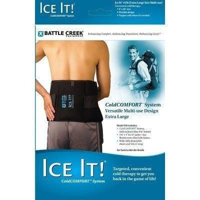 Ice It Cold Therapy Ice It! ColdCOMFORT (Model 550)