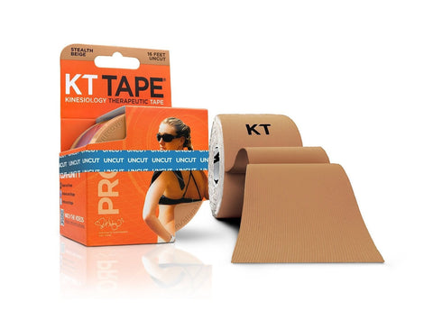 KT Tape Sports Therapy Beige KT Tape Pro Synthetic 16 Feet Uncut