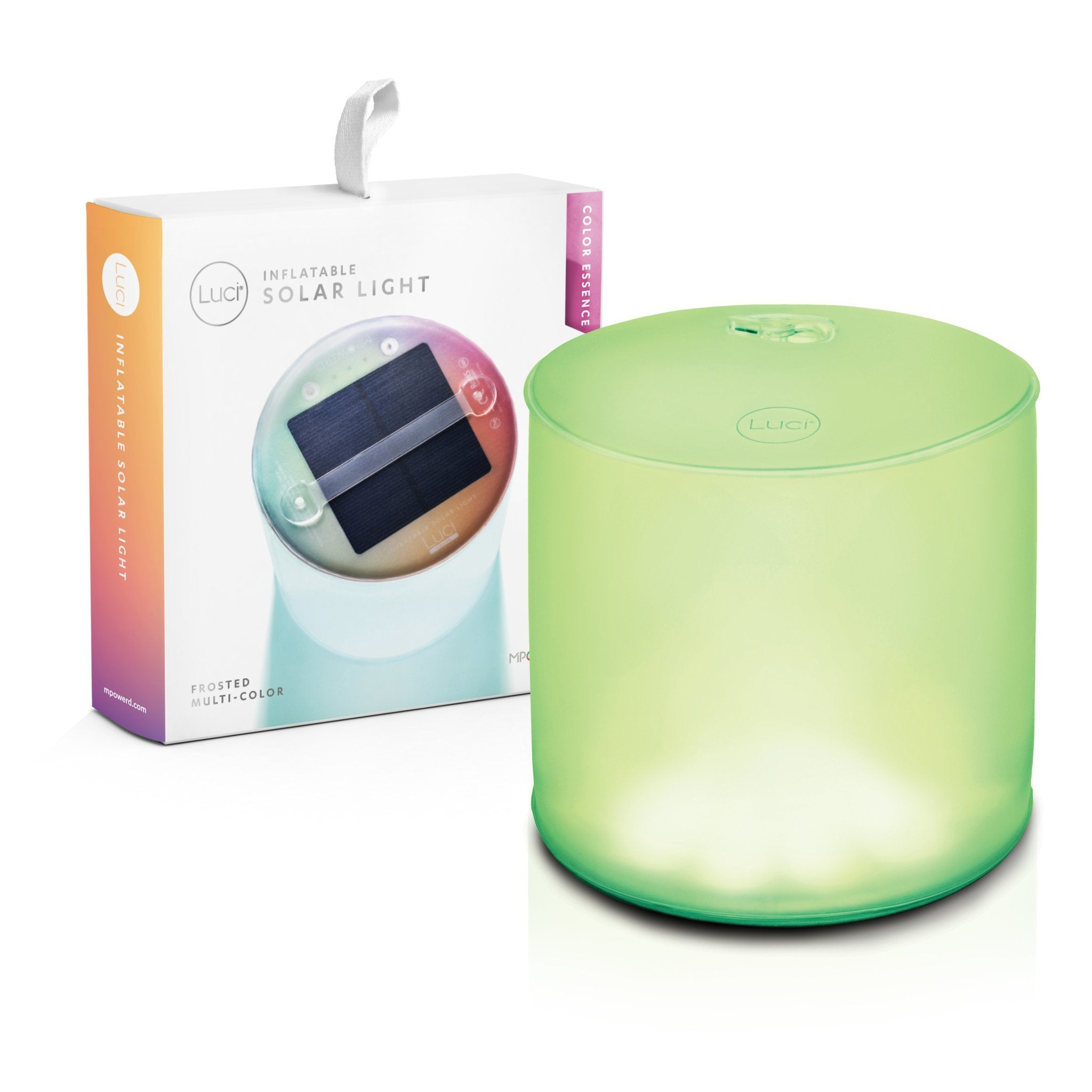 Luci Cool Gadgets Luci Essence Inflatable Solar Light