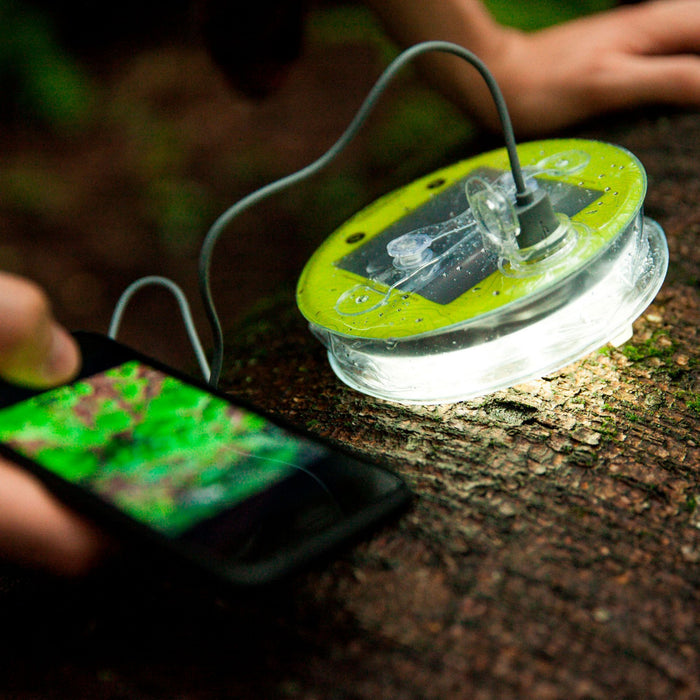 Luci Outdoors Luci Pro: Outdoor 2.0 + Mobile Charging Light
