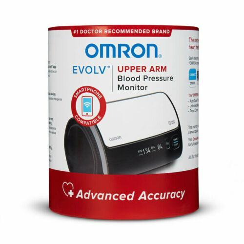 Omron Automatic Blood Pressure Omron Evolv BP7000 Wireless Upper Arm Blood Pressure Monitor
