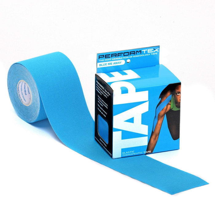 Performtex Kinesiology Tape Blue Me Away / 5 Meter PerformTex Original Cotton Kinesiology Tape