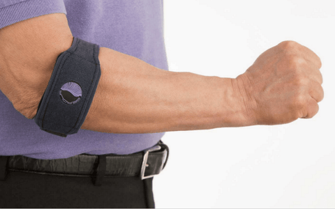 Serola Sports Therapy Serola Gel Arc Elbow Brace
