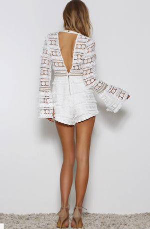 SUMMER NIGHT PLAYSUIT