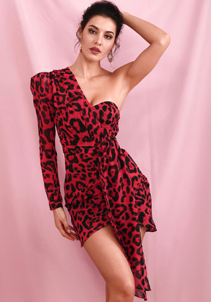 Red Leopard Mini