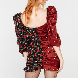 MISTLETOE DRESS