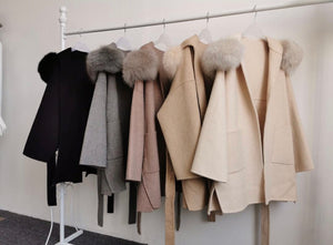 THE CASHMERE COAT