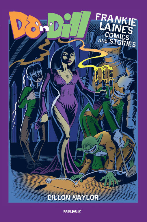 NEW Book: Da'n'Dill: Frankie Laine' Comics & Stories
