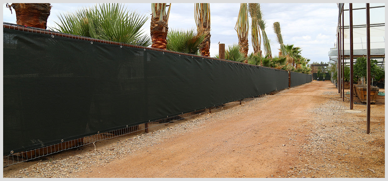 Desert Horizon Nursery Shade Panel