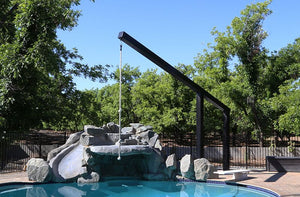 Large Swimming Pool Swing