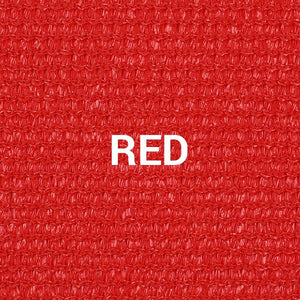 Standard Shade Cloth - Red