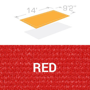 SP-914 Shade Panel - Red