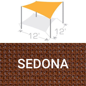 SS-12 Sail Shade Structure Kit - Sedona