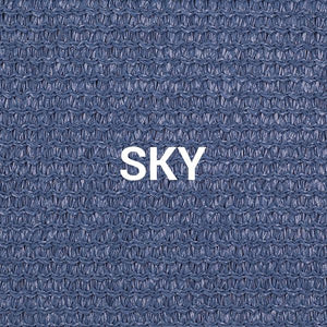 Standard Shade Cloth - Sky