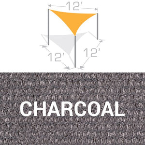 TS-12 Shade Structure Kit - Charcoal