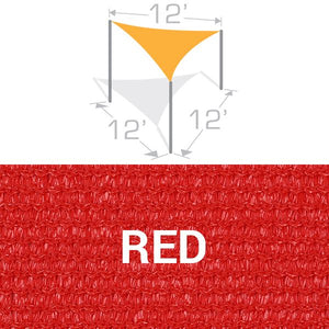 TS-12 Shade Structure Kit - Red