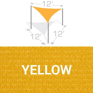TS-12 Shade Structure Kit - Yellow