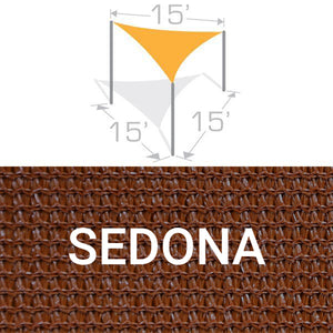 TS-15 Sail Shade Structure Kit - Sedona