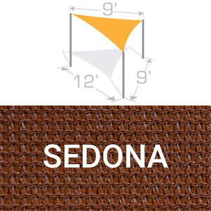 TS-912 Sail Shade Structure Kit - Sedona