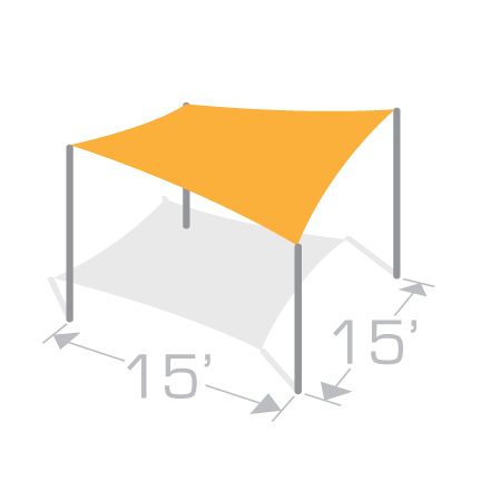 SS-15 Shade Structure Kit