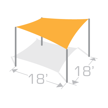 SS-18 Shade Structure Kit