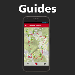 Guide Rother Touren App