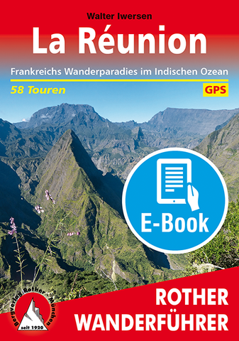 Rother Wanderführer La Réunion E-Book