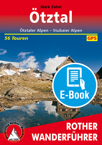 Ötztal - Rother Wanderführer Ebook