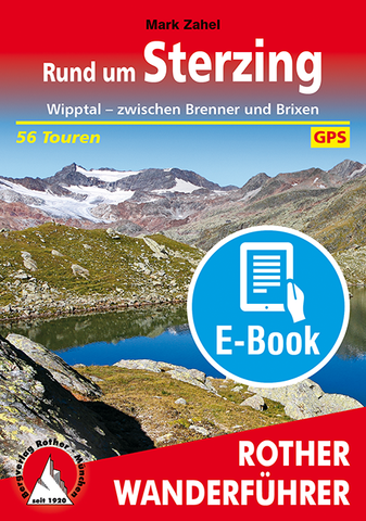 Sterzing - Rother Wanderführer Ebook