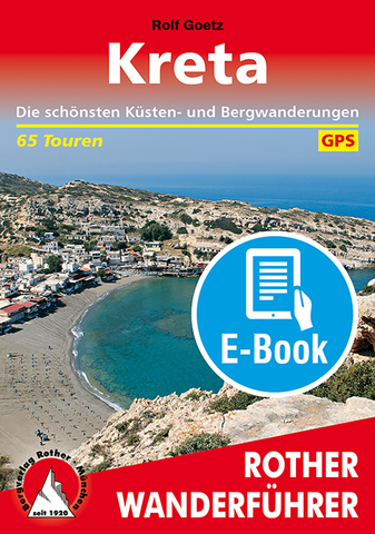 Rother Wanderführer Kreta E-Book