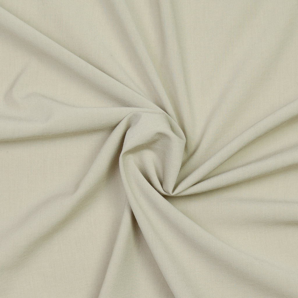 Albion Beige Stretch Wool