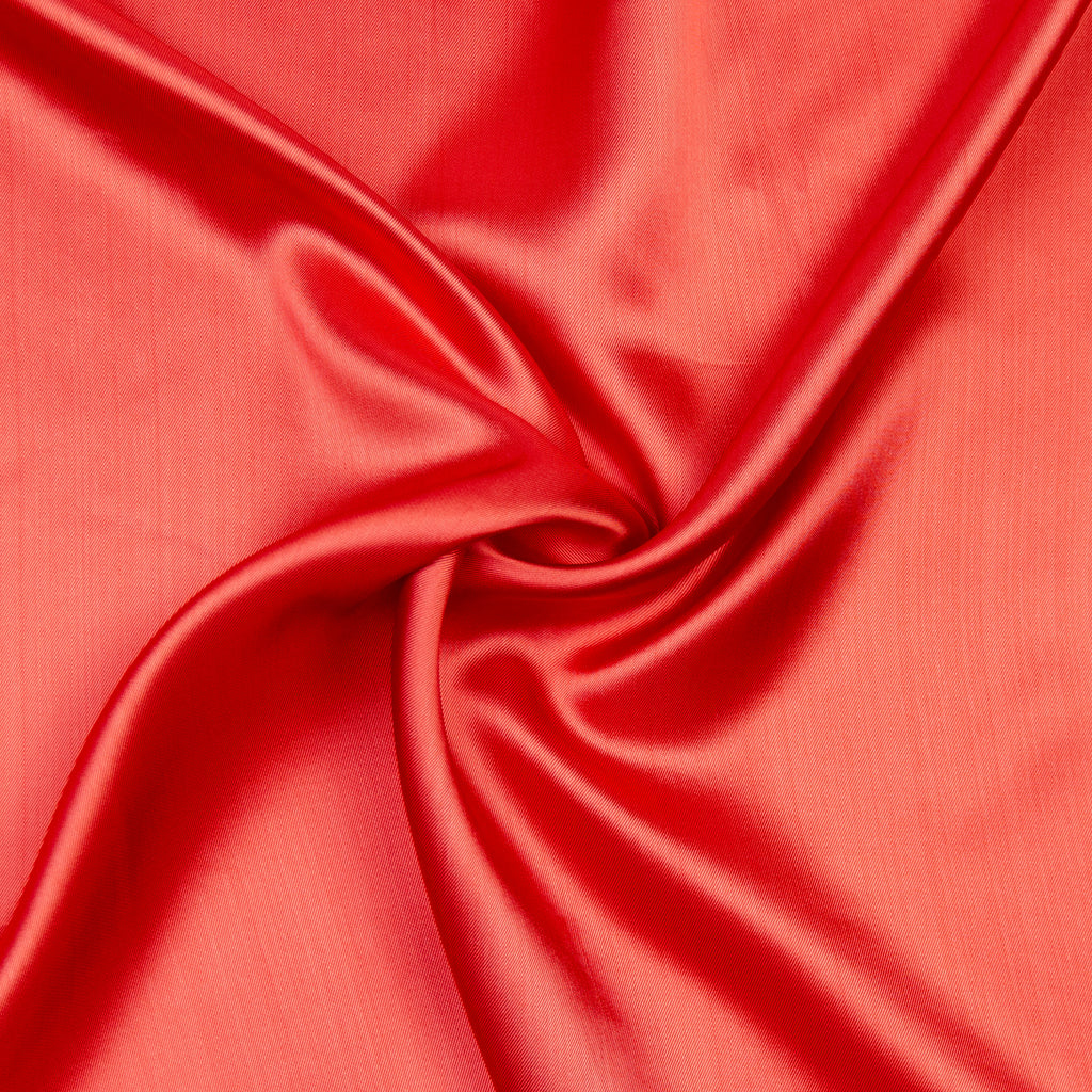 Abigail Red Viscose