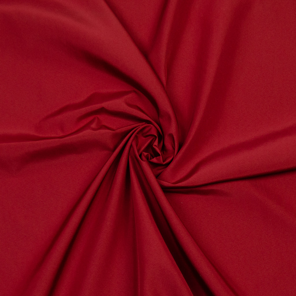 Alima Red Polyester