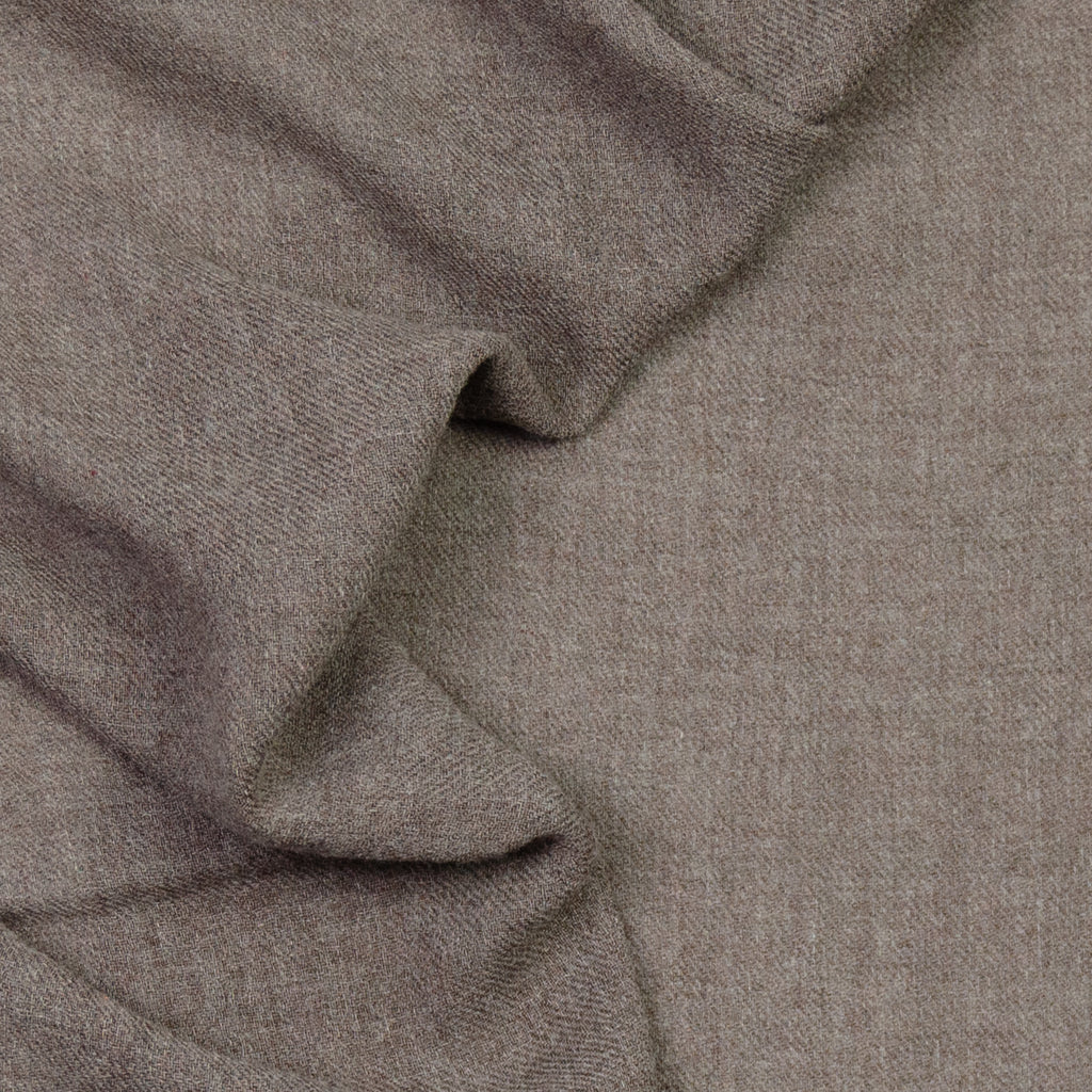 Aj Smooth Taupe Wool