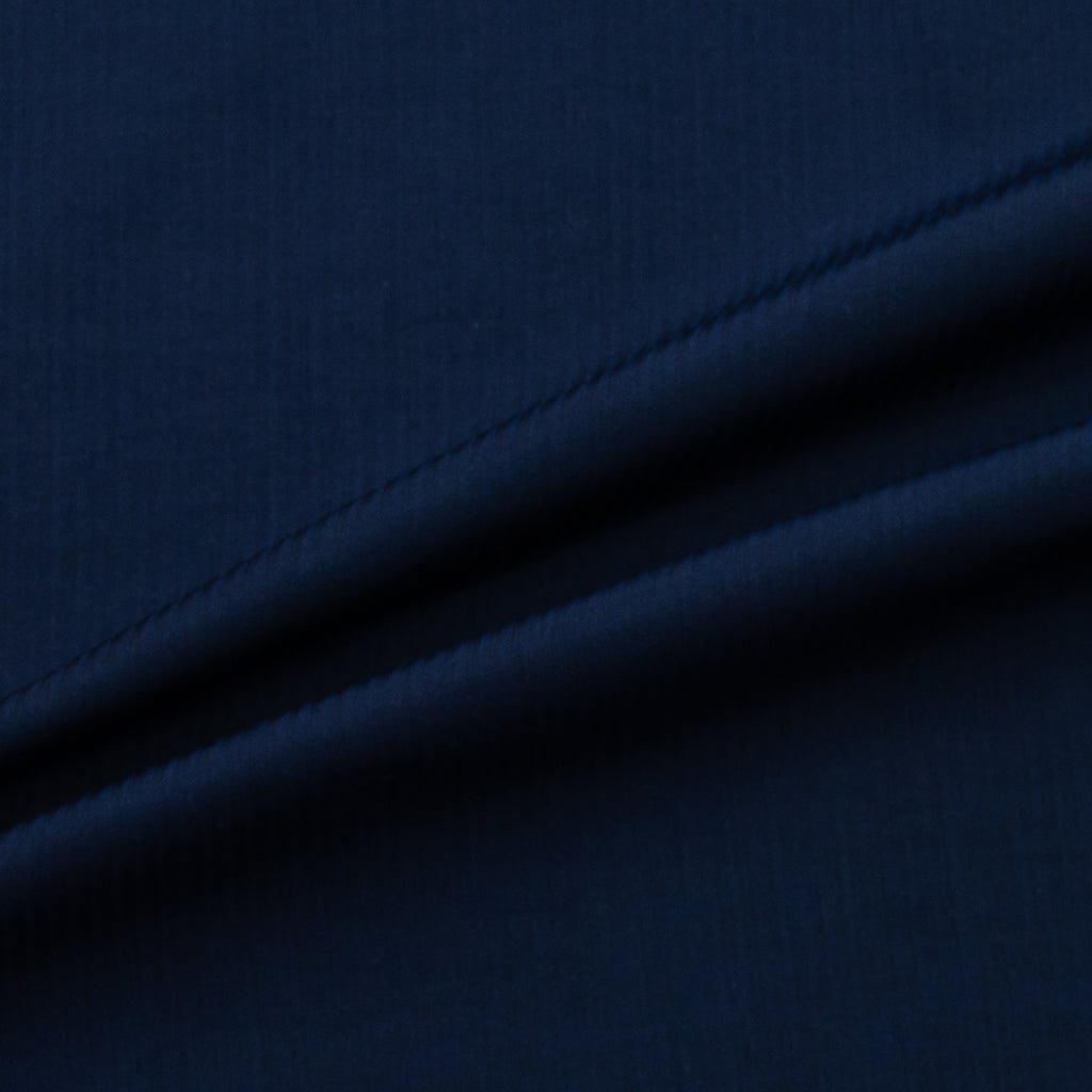Amabel Blue Striped Cotton