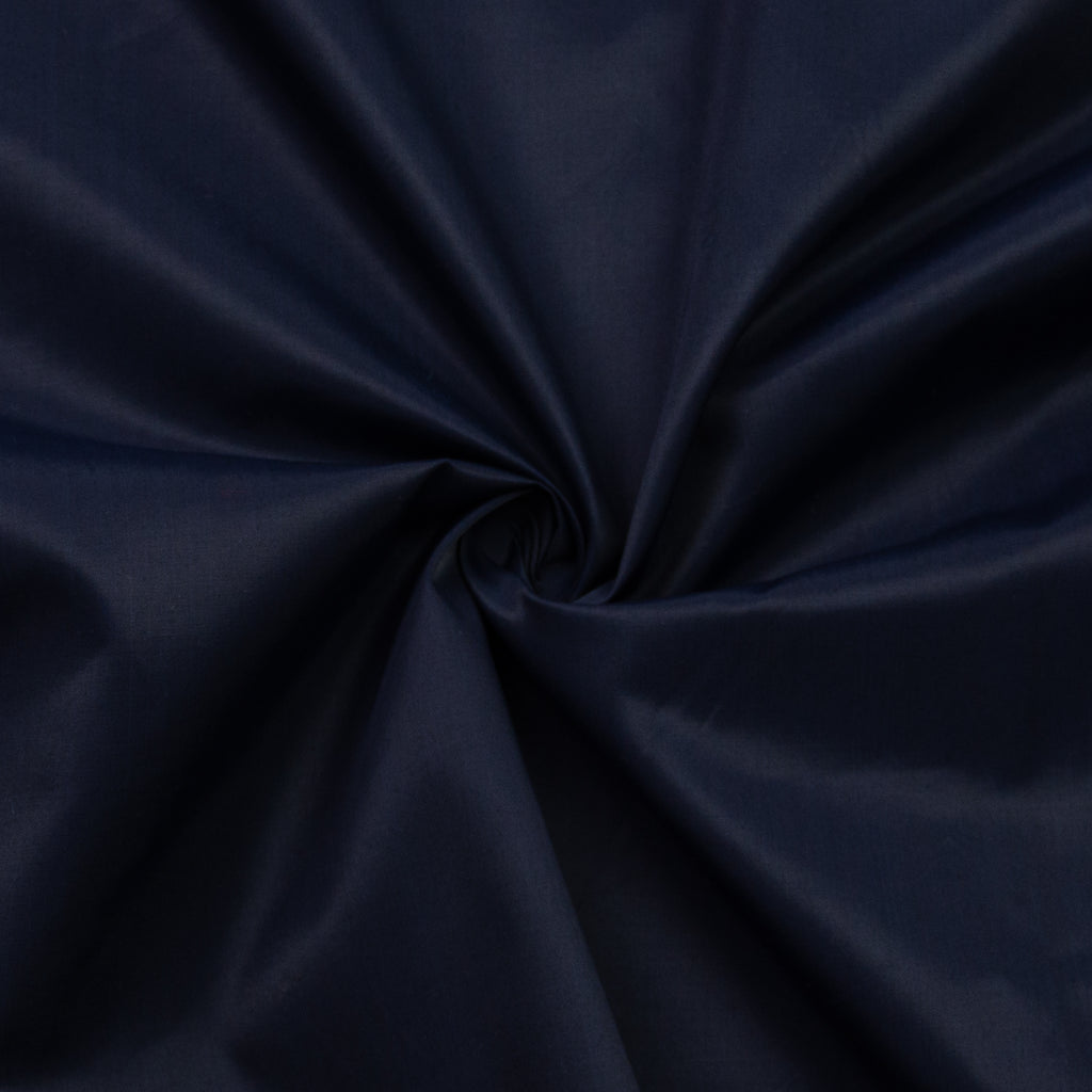 Alphonse Dark Blue Cotton Polyester