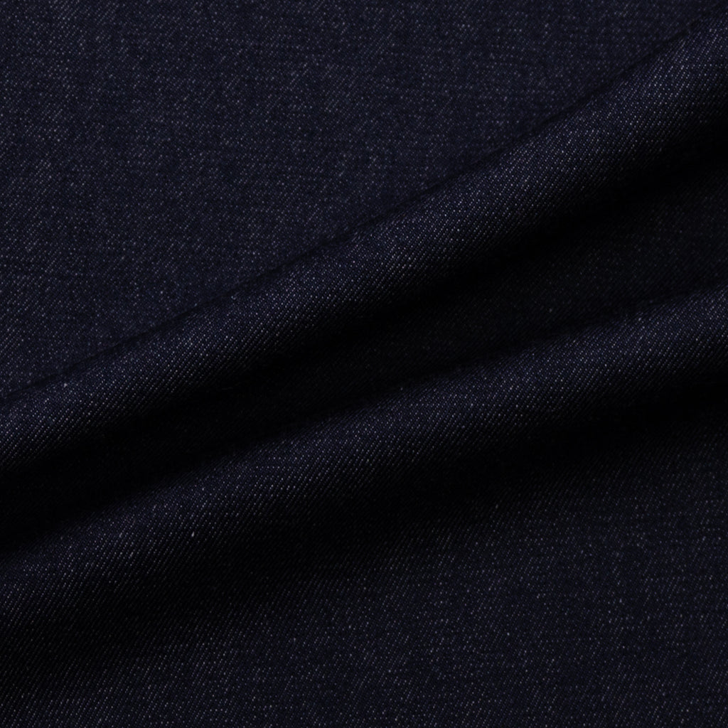 Adla Blue Wool Denim